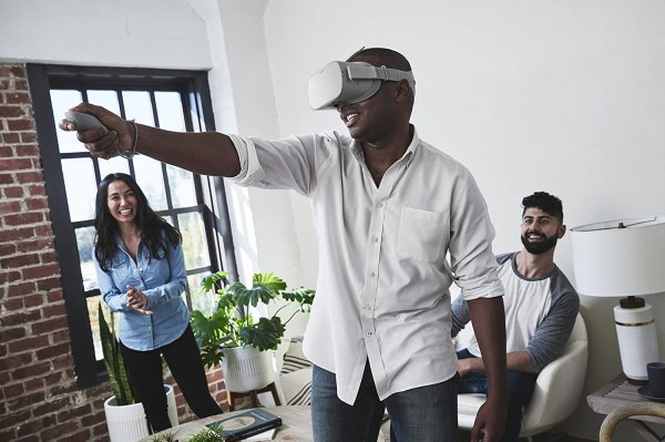 Location oculus Go