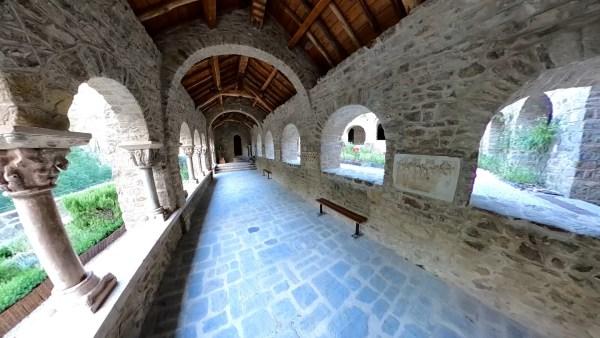 Saint Martin du Canigou