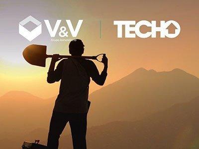 VyV se une a Techo Perú