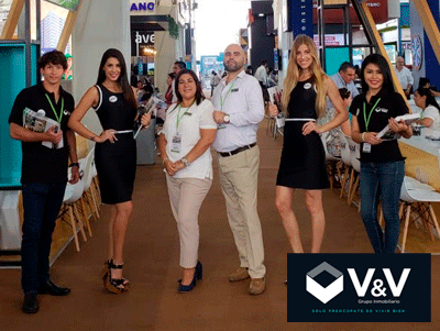 V&V en ExpoUrbania 2019