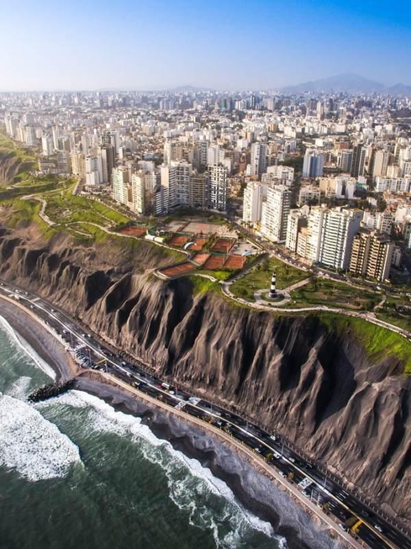 Los 5 mejores distritos para vivir en  Lima