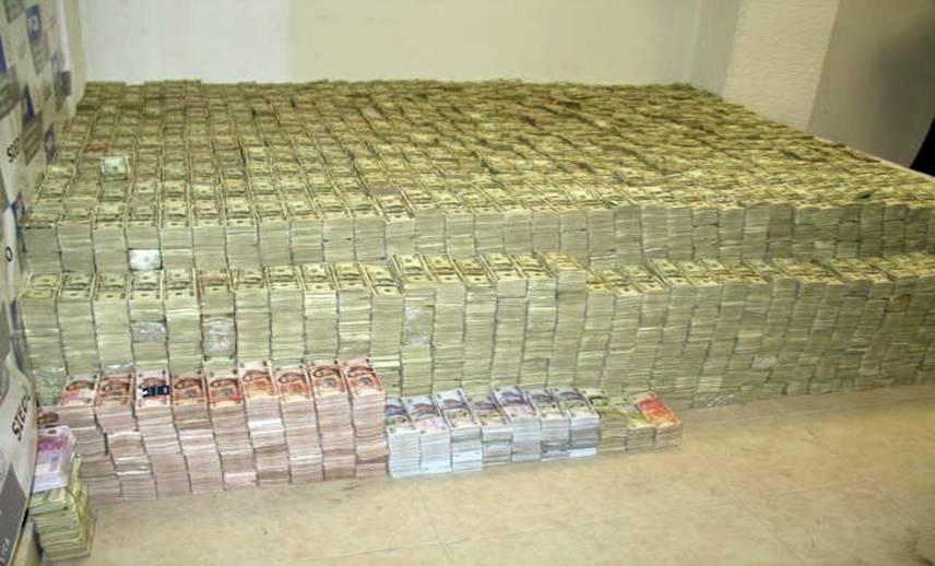 Million Fire Dollars 100