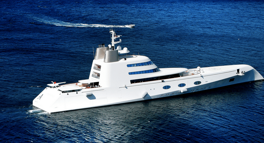The 10 Most Expensive Yachts In The World Celebrity Net