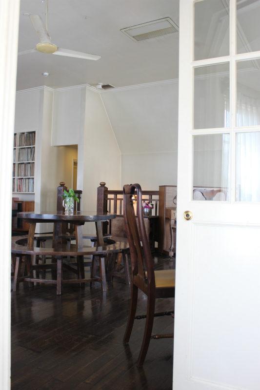 京都 ゴスペル 洋館 カフェ