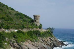 Genueser Turm auf Cap Corse