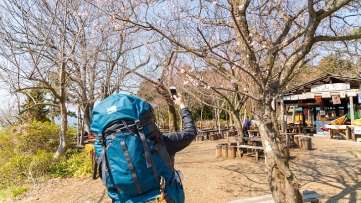景信山-高尾山トレ!20190315