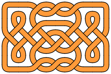 Celtic Knot Generator – A HTML5 Canvas Experiment | W-Shadow com