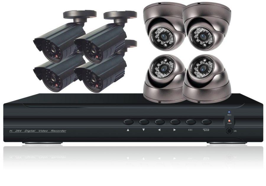 مواصفات جهاز التسجيل لكاميرات المراقبة DVR