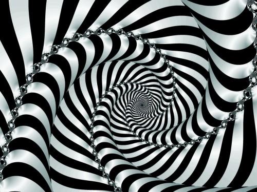 cool fonds d ecran 3d noir et blanc
