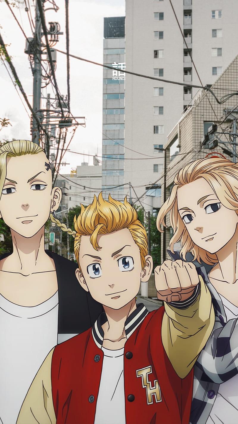 Tokyo Revenger Anime Manga Tokyo Revengers Hd Mobile Wallpaper Peakpx