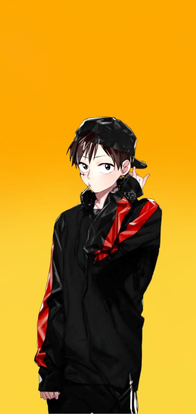 Bad Boy Anime Bad Boy Girl Hd Mobile Wallpaper Peakpx