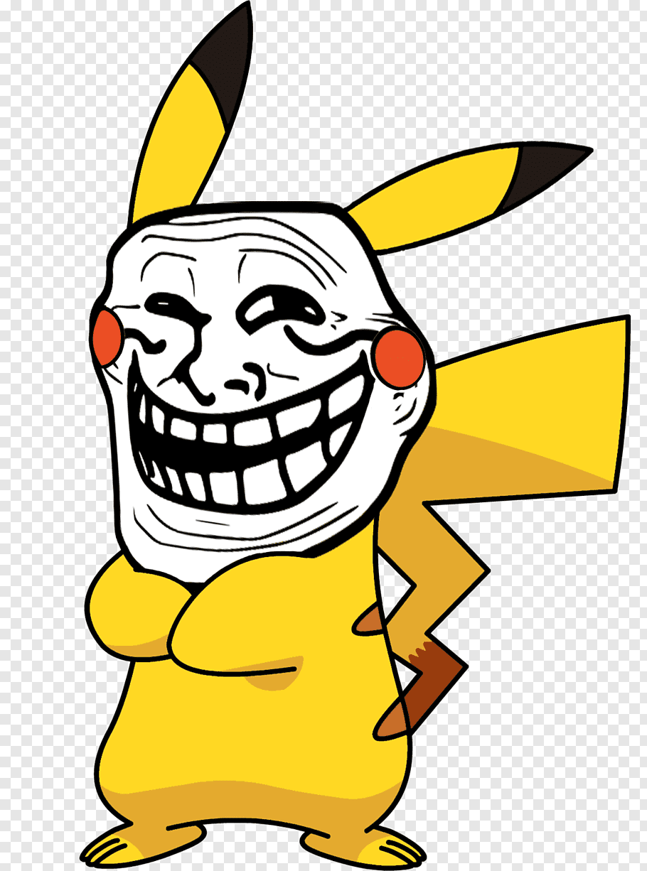 Big Open Mouth Troll Face Memes Faces Funny Png Free