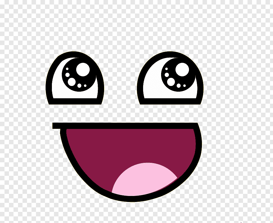 Troll Face Color Yellow Smiley Troll Face Hd Png Download Kindpng