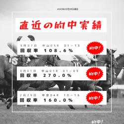 """""""《購入》【競馬】直近のリアル的中実績"""