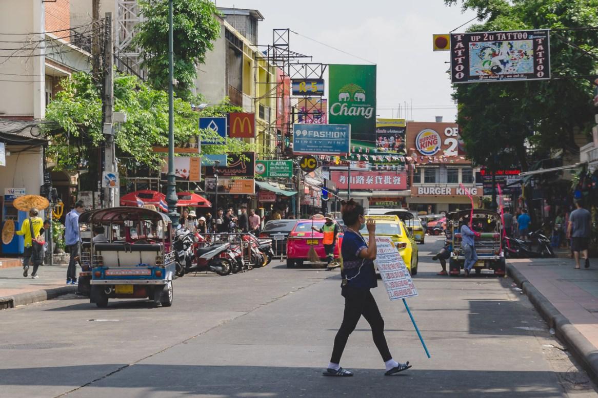 Bangkok w dwa dni co zobaczyć
