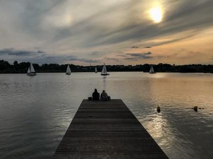 Kraków Bagry plaża jak dojechać