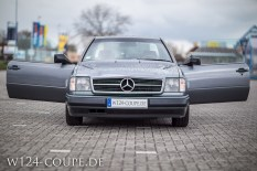 Mercedes-Benz W124 C124 Coupe 300 CE 001