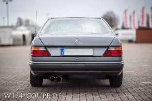 Mercedes-Benz W124 C124 Coupe 300 CE 002
