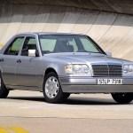 Características técnicas: Mercedes-Benz – E 300 Turbo-D