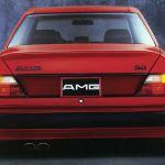 Mercedes 300E The Hammer, el Ferrari de las berlinas AMG