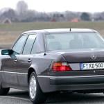 Historia del Mercedes-Benz W124 (Parte 2)