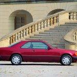 Mercedes-Benz 300 CE: 30° aniversario