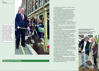 Marylebone Tree Party Article Part 1