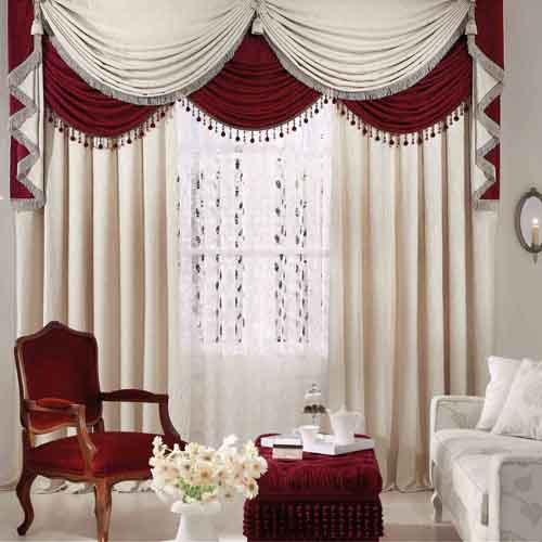 Way2Bazar Curtain designs for living room krumpets home decor curtains design for  living room