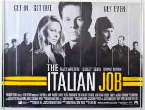 The Italian Job Review