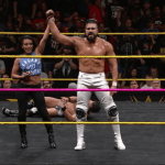 Wrestling 2 the MAX: WWE NXT Review 10.11.17: He Is 100