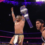 Wrestling 2 the MAX: WWE 205 Live 10.10.17: Kalisto's Reign Begins!