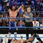 Wrestling 2 the MAX: WWE Smackdown Live Review 11.7.17: Phenomenal Champion
