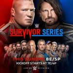 WWE Survivor Series 2017 Preview