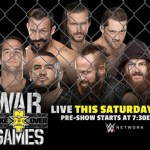 NXT TakeOver WarGames Preview