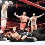 Wrestling 2 the MAX: WWE RAW Review 12.11.17: The Great War Rages On