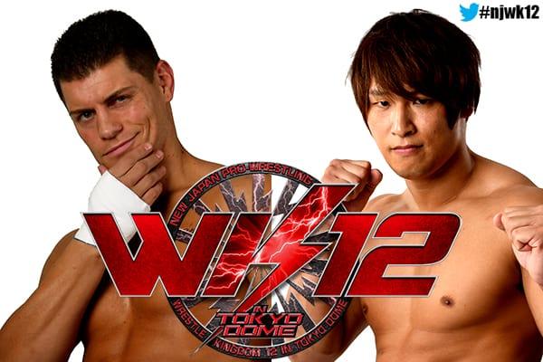 Wrestle Kingdom 12 Review