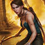 Source Material: Tomb Raider Comics: Season of the Witch (Dark Horse, 2014)