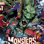 Source Material: Monsters Unleashed Comics (Marvel, 2017)