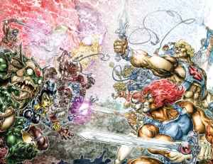 He-Man And Thundercats Crossover