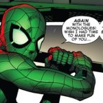 Source Material: Spider-Man Comics: Threat Level Red & Go Down Swinging