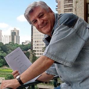 O dramaturgo Lauro César Muniz, que atualmente está na Record