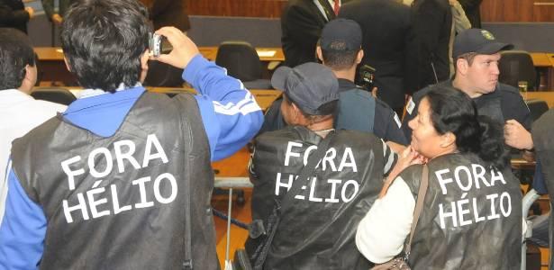 Câmara de Campinas abre sessão de julgamento do prefeito Hélio de Oliveira Santos (PDT), que teve o mandato cassado após mais de 44 horas de julgamento
