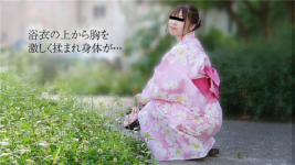 10Musume 081319_01 Yukata excellence OL rolled Saddle Yuri Shinoda