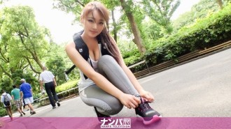 200GANA-2114 Waiting for a beautiful girl to run here