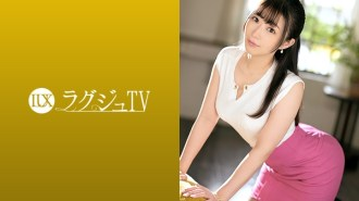 259LUXU-1364 Luxury TV 1350 The receptionist of the lower half of the god!