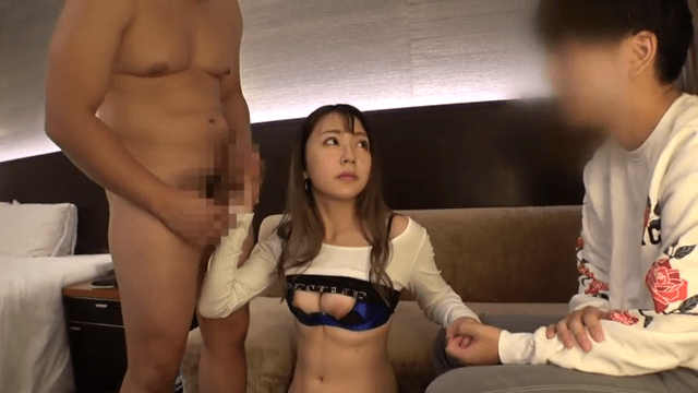 348NTR-014 Cup beauty busty girl to put in not paying attention in sight to the boyfriend