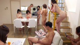 Caribbeancom 092014-694 Sex house and naked life
