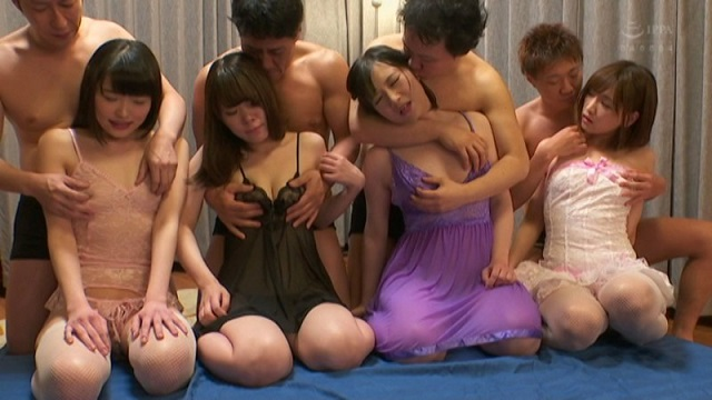 CESD-818 Dirty Talking Amateur Orgies - Sex Party For New Actresses Only