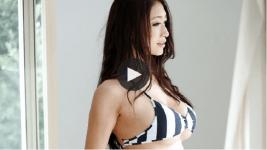 Pacopacomama 080919_148 Reiko Kobayakawa's bombshell bikini