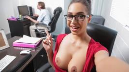 Sex Porn Desiree Dulce Overflowing Stacks - 07.12.2019